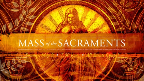 Mass of the Sacraments graphic