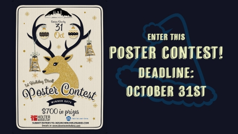 Holiday Poster Contest