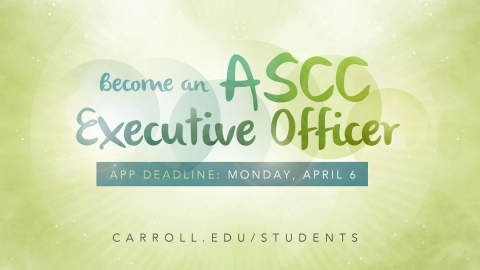 ASCC Executive Officer Deadline graphic