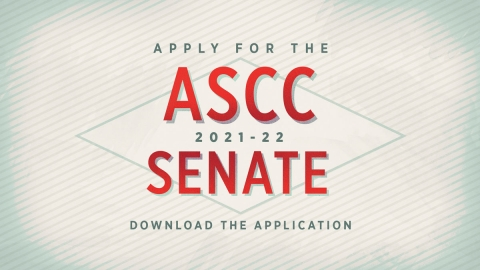 ASCC Senate graphic