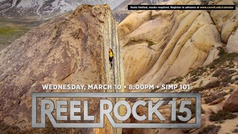 Reel Rock Movie Graphic