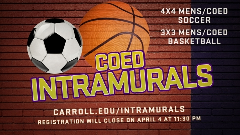 Intramurals graphic