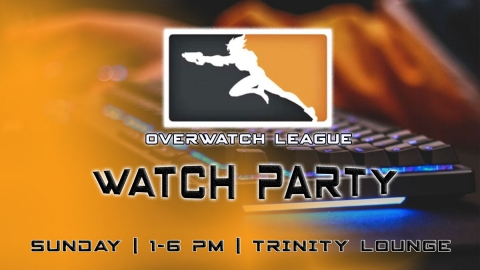 Overwatch Party Graphic