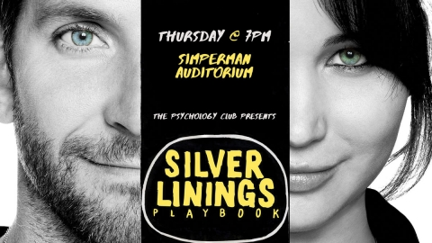 Film: Silver Linings Playbook graphic