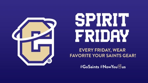 Spirit Friday graphic