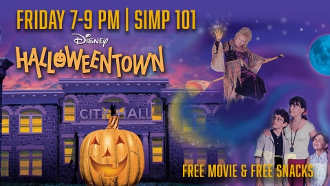 Image for Halloweentown Event