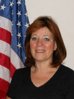 Portrait of Janet Sheehy, Administrative Assistant (ROTC)
