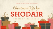 Christmas Gift Collection for Shodair Graphic