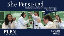 Graphic for She Persisted
