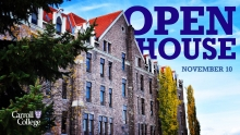 St. Charles Open House Graphic