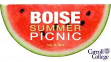 Boise Summer Picnic graphic