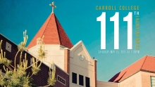Carroll College Celebrates 111th Commencement graphic