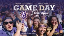 Game Day Saturday graphic