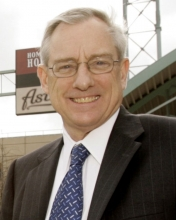 Portrait of Ray Messer