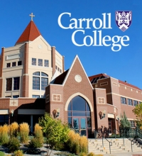 Carroll College placeholder image of Simperman Hall in the sun.